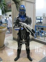 MetroCon'11 Commander Shepherd by AkizuRyuuri
