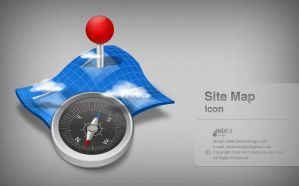 Site map icon by AndexDesign