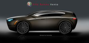 Alfa Romeo Vento of Passion by FalconXp