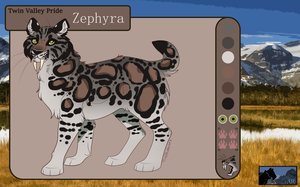 tAR | Zephyra by Pinky-Poodle