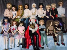 My  BJD's 2013 by WhirlingBlue