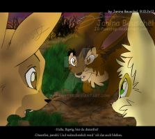 Watership Down -Off Duties by JB-Pawstep