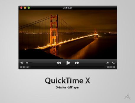 Quicktime X for KMPlayer by alabanco