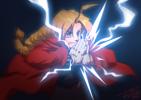 FULLMETAL by Robaato