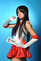 Sailor Mars 3 by NaTemari