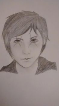 Frank Iero by darkshadowlink1