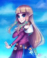 C: Zelda by maryfraser