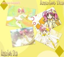 Amulet Dia wallpaper by amulet-heart01