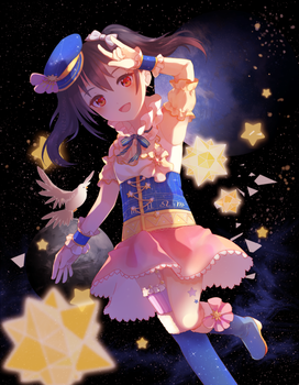 nico (for shining stage ab) by Rainry