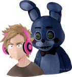 Poods with his bae by Miiukka