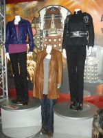 Doctor Who Series 4 Costumes by lunamaxwell