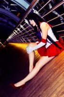 Super Sailor Mars by leashed-freak