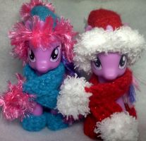 Finished FiM Santa Crochet Pattern by XantheStar