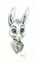 Wascally wabbit by VengefulSpirits