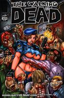 Jill Attacked! Sketch Cover by gb2k