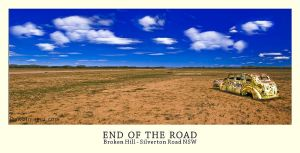 End of the Road by BeauNestor