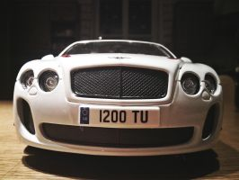 Bentley Supersports _ front by CynderxNero