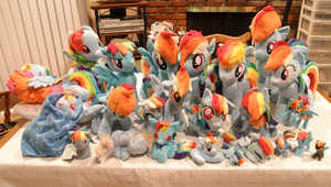 The Rainbow Dash Show! by DeadParrot22