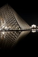 louvre by wentar