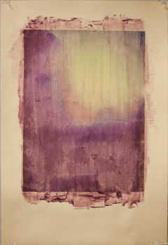 Untitled (Distressed Transfer) by johndeand