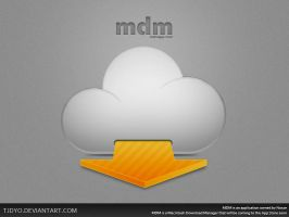 MDMapp Icon Design by Tjdyo