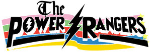 The Power Rangers fan-made logo by Bilico86