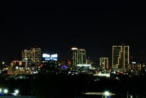 Lights of the City by phrostie