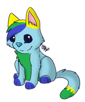 Apollo Chibi (4/12) by CollectionOfWhiskers