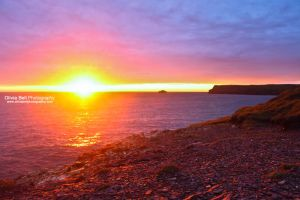 Cornwall on Fire - Day 350 by escaped-emotions