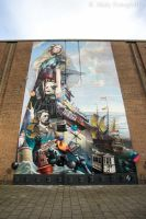 Vlissingen Mural 2 by TLO-Photography