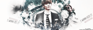 {Cover #26} Luhan (EXO) by Larry1042k1