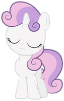 Sweetie Belle by Sergeplex