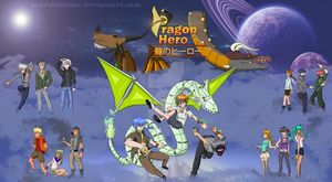 Official Dragon Hero Cover by TheRebornAce