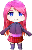 [Gift] Chibi MC by chemicaRouge