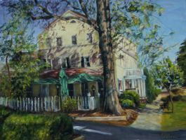 Tewksbury Inn by Wulff-Arts