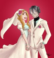 Wedding Picture by Eclectinique