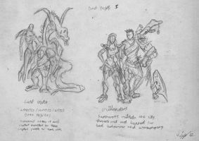 CastOuts And Outlanders by ViggObscure