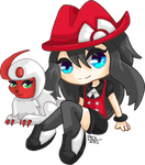Kalos Trainer Abby by Abbysol