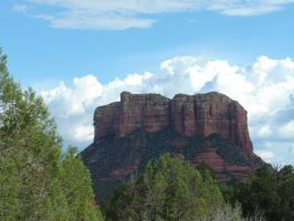 Sedona Red Rock 1 by TRANS4MATICA