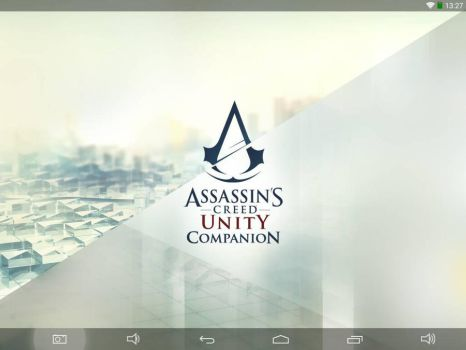 assasins creed unity. by peligronico