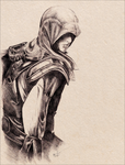 Ezio Auditore De Firenze by BanXiao