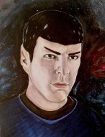 Spock by Discombobulated1895