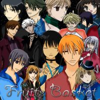 Zee Sohma Family -updated- by katarinna