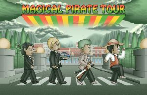 Magical Pirate Tour :B by BerryPAWNCH