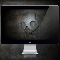 Skullcandy HD Wallpaper by Kahoona82