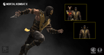 Mortal Kombat X - Scorpion Costume A by Sticklove