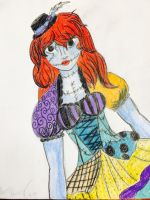 Sally Lolita by brisingrlegacy