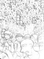 The Invasion of L-Blocks by AzRaezel