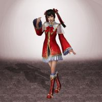 Dynasty Warriors 8 Daqiao by ArmachamCorp