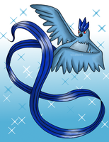 Articuno by tiketot4